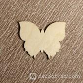 Бабочка №4 6-4.4.5 см