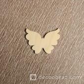 Бабочка №5 6-5.4.2 см