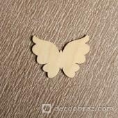 Бабочка №5 6-5.4.3 см